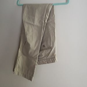 GAP slim fit khaki pants